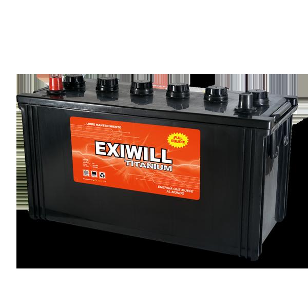 baterias exiwill,baterias,exiwill,a domicilio,carros